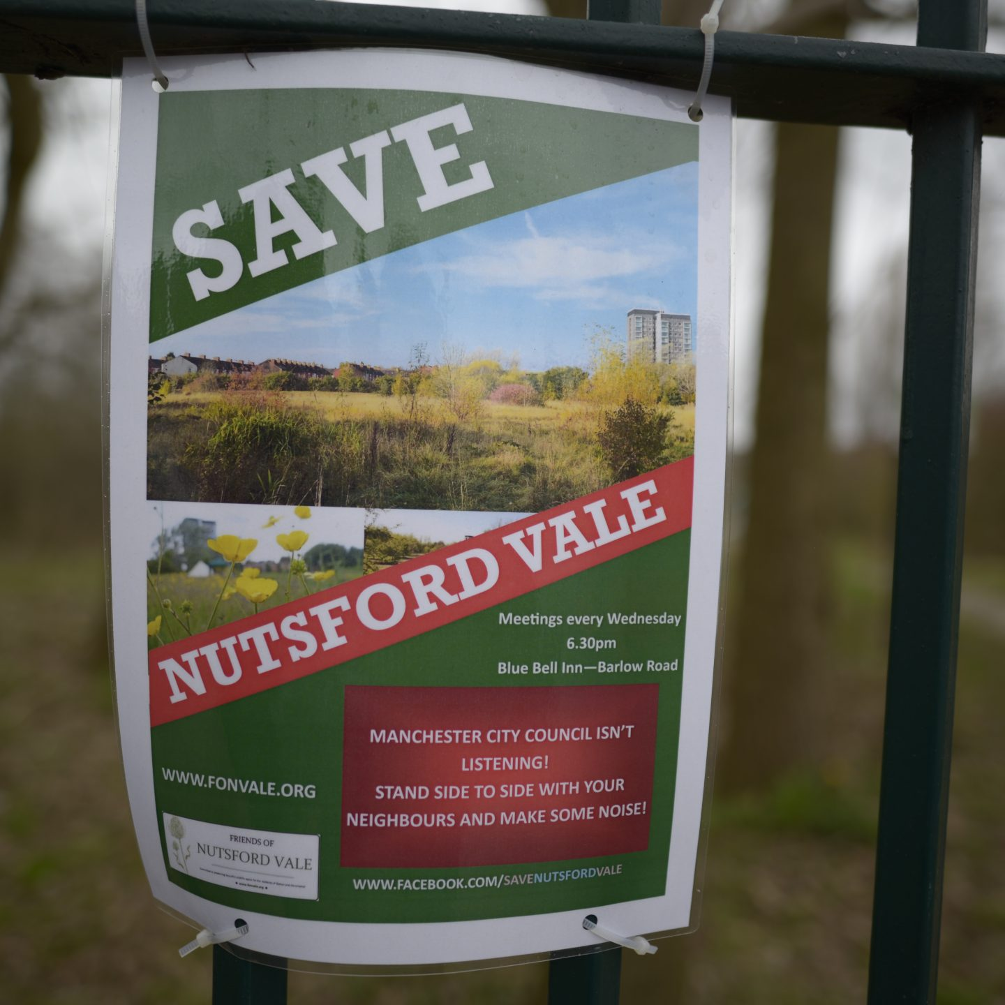 Save Nutsford Vale video
