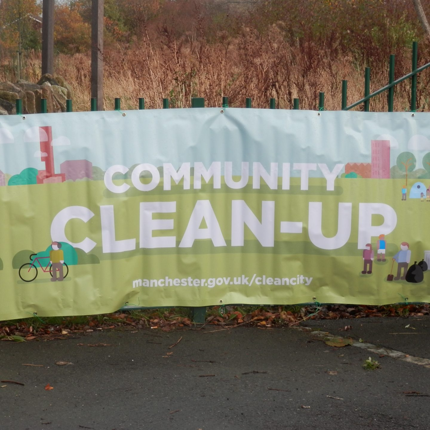 Community Clean Up November 2014