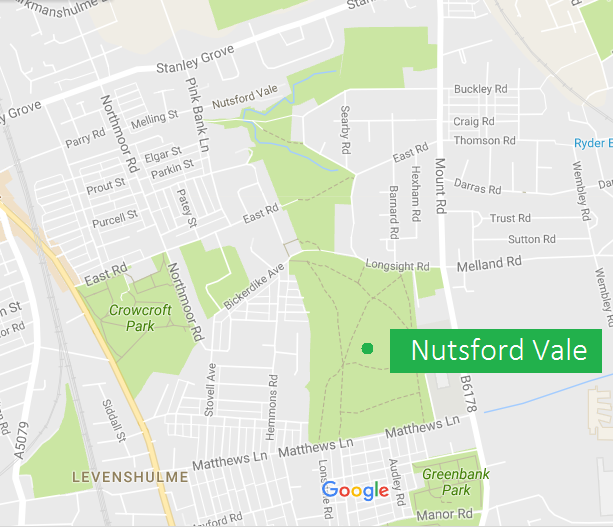 Where is Nutsford Vale?
